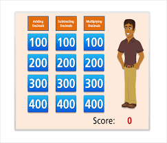 Jeopardy Game Template 9+ Jeopardy Game Templates - Free Sample, Example, Format Download ...