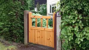 garden gates handcrafted in the uk to any width or height using time served