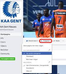 AA Gent Nieuws - Startseite