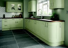 sage green kitchen doors