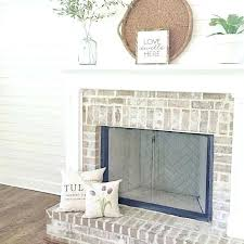 whitewashed brick fireplace image result for whitewashed brick and fireplace with over mantle whitewashed brick fireplace before and after