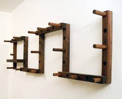 Contemporary Wall Coat Rack Surprising Modern Wall Coat Rack 100 With Additional Modern Home 2