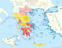 peloponnesian war summary part one classical wisdom weekly