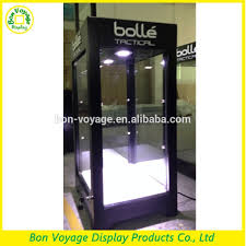 Mobile Display Cabinet Factory Directly Furniture Mobile Shop And Cardboard Display