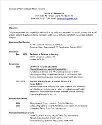 graduate nurse resume in pdf medical surgical nursing resume