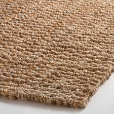 guaranteed woven jute rug chunky boucle braided shades of light