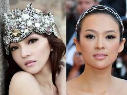 makeup looks for chinese faces