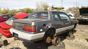 similiar 89 grand am keywords 1989 pontiac grand am in colorado wrecking yard rh rear view ©2016