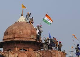 BJP planted Deep Sidhu to create chaos ...