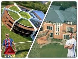 top 10 maisons des footballeurs les