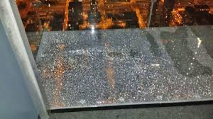 coating on willis tower skydeck s ledge s under tourists nbc chicago