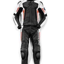 Details About Bmw Motorrad Biker Leather Suit Motorbike Racing Leather Jacket Pant Ce Armors