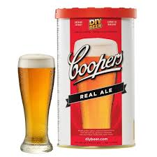 beer kit coopers real ale 23l império do cervejeiro brew