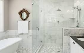bathroom remodels shower and bathtub