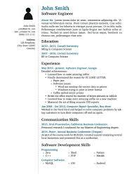 Format Of A Resume Resume Doc Format Resume Doc Format Simple Resume