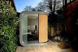 Small Picture Perfect Prefab Home Office Garden Sheds Kit Homes R On Decorating
