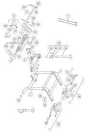 fisher snow plow headgear homesteader fisher homesteader headgear assembly diagram