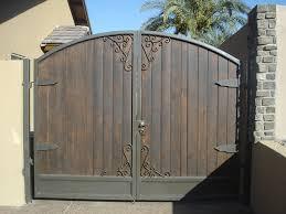 imsphoenixcom wood and iron gates with73