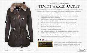 Womenu0027s Quilted Wax Jacket Coat British Made Small Amazoncouk Country Style Wax Jacket