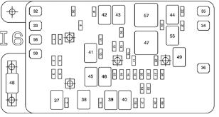 2006 gmc canyon fuse box diagram 2006 wiring diagrams