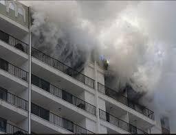 emergency smoke exhaust