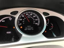 Lexus Rx300 Vsc Warning Light Vsc Trac Warning Light Lexus Rx300 Brake And Light Inspection