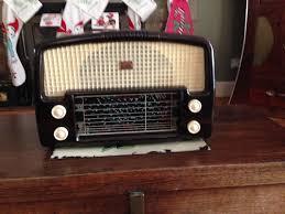Baker Light Love My Old Hmv Baker Light Radio From The Early 1900s