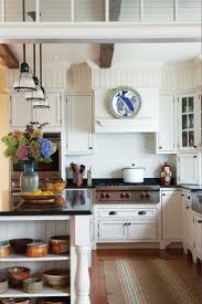 White Country Kitchen Design Ideas, Pictures, Remodel, and Decor