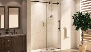 shower costco splash and measurements frameless sliding door glass set side seals hin inch bottom gasket