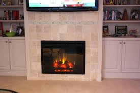 electric fireplace insert installation install gas stove cost 7