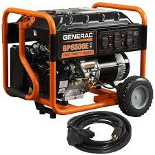 portable generators. Generac 6,500-Watt Gasoline Powered Portable Generator-5941 - The Home Depot Generators G