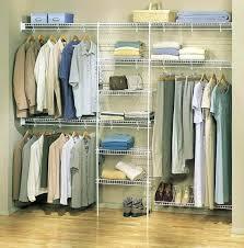 closet organizer installation