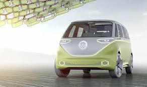 2018 volkswagen id buzz. contemporary buzz volkswagen id buzz concept camper van in 2018 volkswagen id buzz o