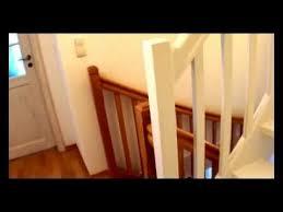 Wir haben für jeden wohnbereich die passende treppe. Treppe Zum Dachboden In Weiss Lackiert Youtube