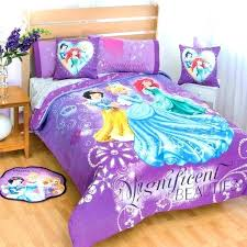 princess double quilt disney crib bedding set