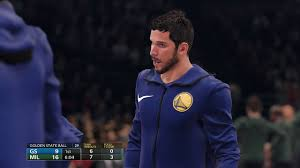NBA Live 18 Season Game Golden State Warriors vs Milwaukee Bucks 01 12 2018  - YouTube