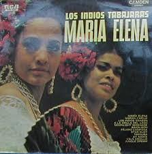 Albumcover Los Indios Tabajaras - <b>Maria Elena</b> - indios_tabajares_maria_elena