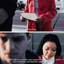 Boy quotes movie quotes life quotes i still love you quotes quotes to live by jenny han because jenny han said so herself that peter kavinsky looks like a young james marsden p.s. Lj On Twitter Lara Jean S Letter To Peter K To All The Boys I Ve Loved Before Movie X Book Quotes Toalltheboysivelovedbefore