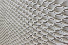 Jennings Design Studio The 3d Printed Wall In The Henkel Innovation And Interaction