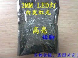 <b>1000 pcs x 3mm</b> Lente Cor de Jade Verde Amarelo Azul Branco ...