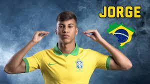 Kaio Jorge ○ The Future of Brazil ○ Goals & Skills 🇧🇷 - YouTube