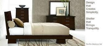 oriental inspired furniture. Oriental Inspired Furniture Platform Bed Asian Bedroom O