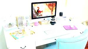 cute office desk. Simple Cute Cute Office Desk Accessories Ideas  For Work Collection Simple  Intended T