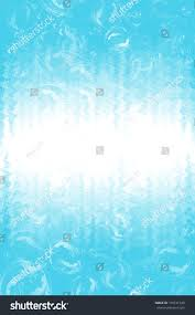 Light Blue Bubble Background Abstract Light Blue Bubble Background Stock Illustration