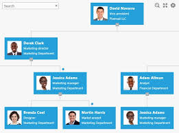 Org Chart With Multiple Managers Multiple Assistants Dotted Line Managers And New Dotted