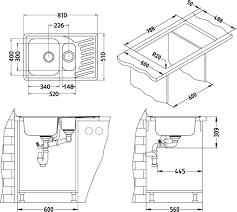 <b>Мойка ALVEUS ELEGANT 110</b> - Кухонное Оборудование