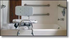 handicap bathtub seats. handicap bathroom seat wheelchair friendly real estate in dominican republic | villas bathtub seats