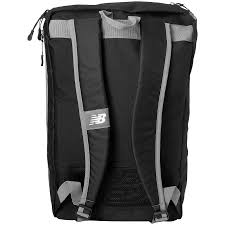 New Balance Black <b>Team</b> Soccer Ball Backpack