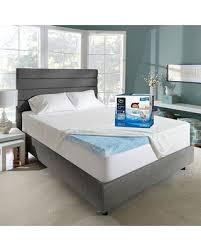 serta memory foam mattress. Brilliant Memory Serta SoothingCool 3inch Gel Memory Foam Mattress Topper Blue With A