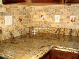 Granite Countertops And Backsplash Ideas Unique Kitchen Countertop And Backsplash Ideas Kitchen Granite And Ideas R